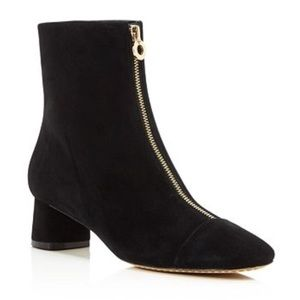 Tory Burch Caterina suede boots